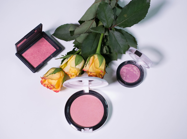 Seasons Makeup Challenge - The blushes
