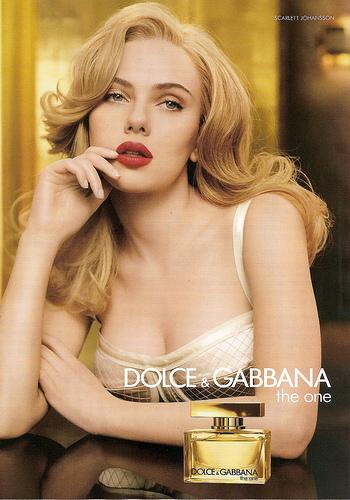 Dolce & Gabbana the one (Source)
