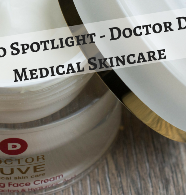 Brand Spotlight - Doctor Duve Medical Skincare