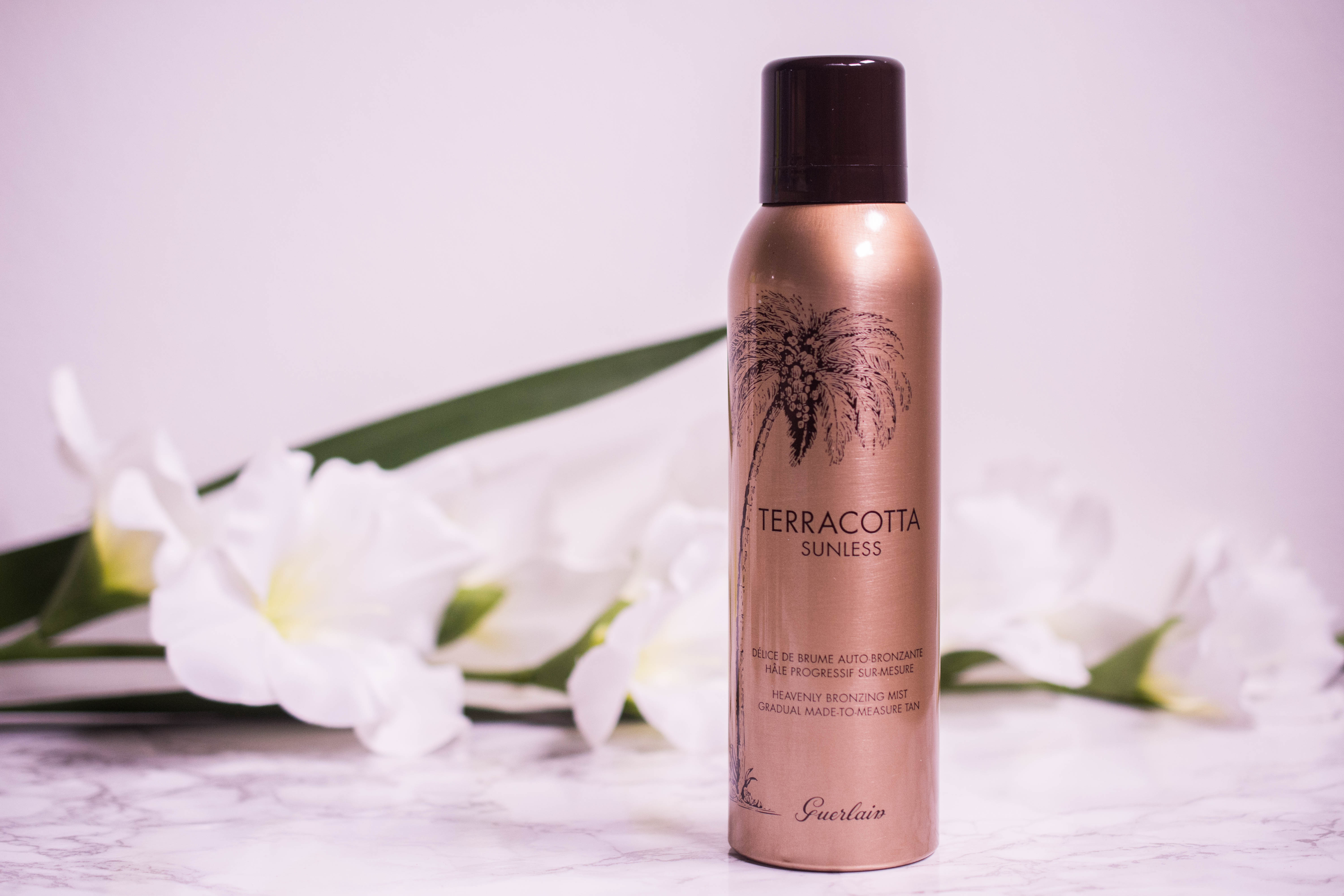 Guerlain Terracotta Collection Heavenly Bronzing Mist