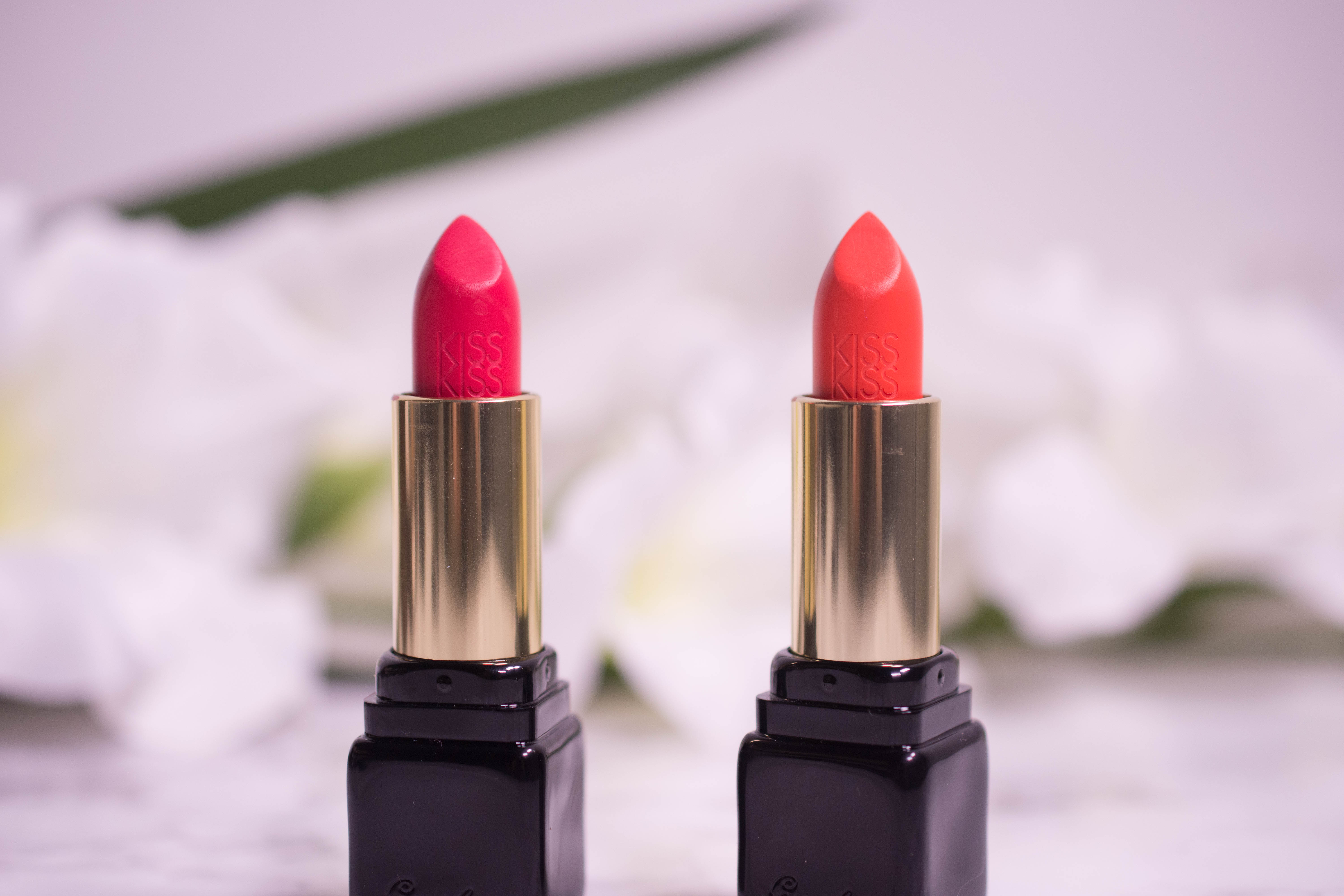 Guerlain Terracotta Collection Kiss Kiss Lipsticks