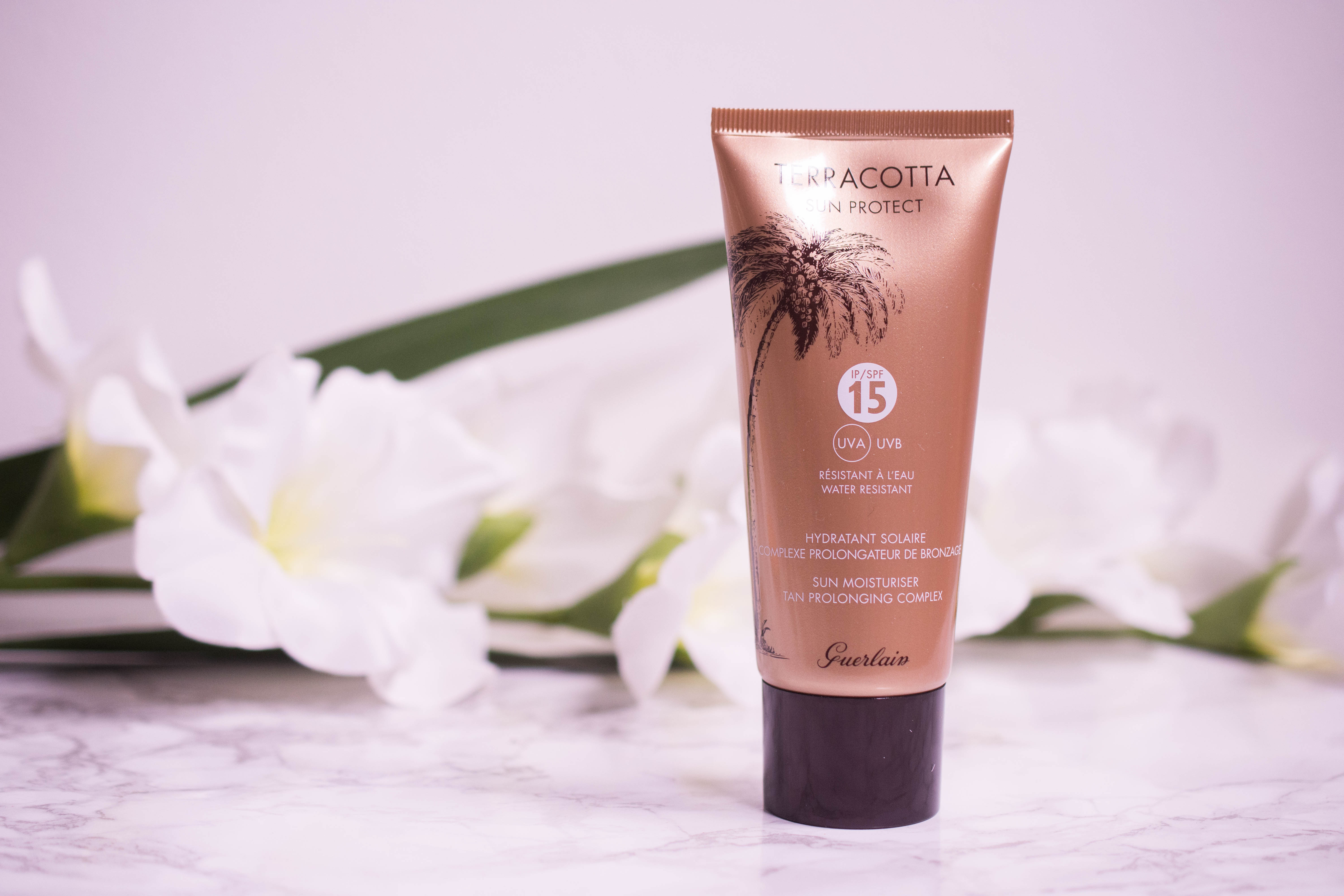 Guerlain Terracotta Collection Sun Moisturizer SPF 15