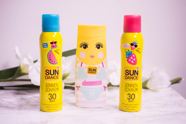 Sun Dance Sonnenmilch Sonnenmousse SPF 30