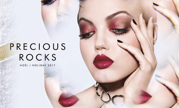 Dior Precious Rocks Holiday 2017