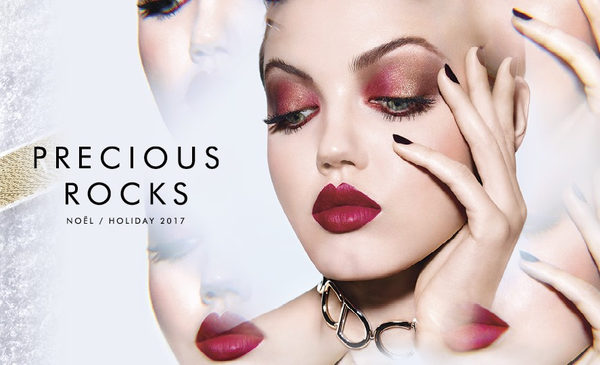 Dior Precious Rocks Holiday 2017