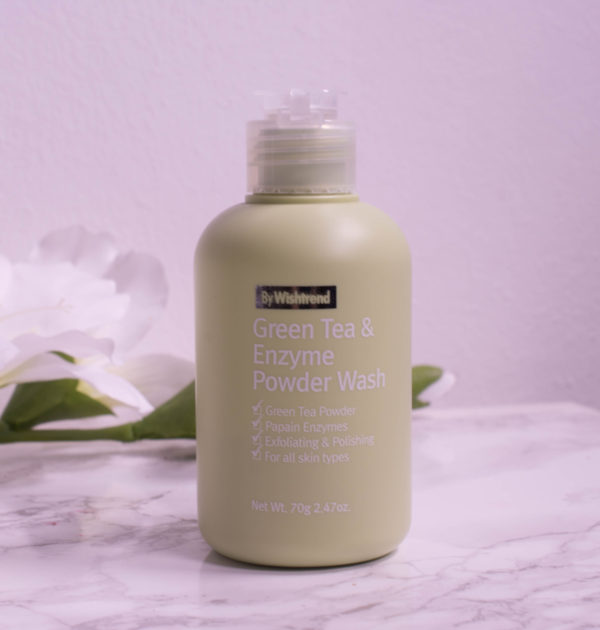 Wishtrend Green Tea & Enzyme Powder Wash