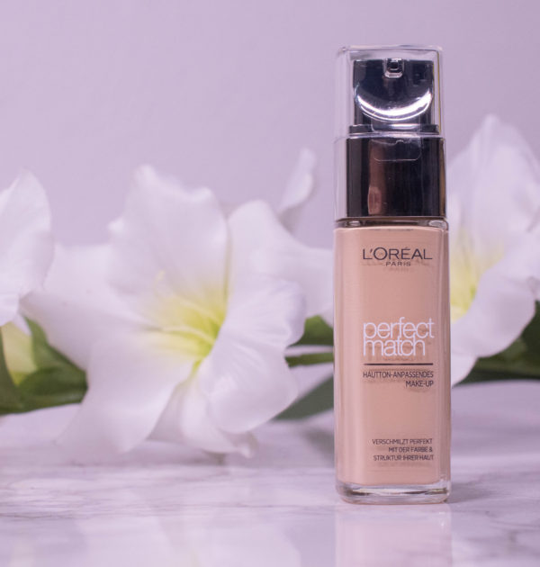 L´Oréal Perfect Match Foundation
