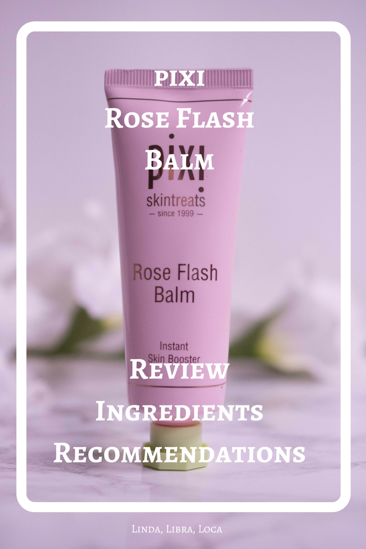pixi Rose Flash Balm