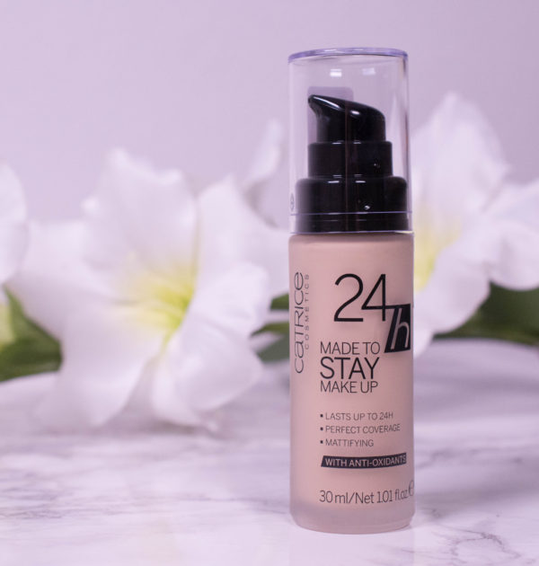 Catrice 24 h Made to Stay makeup