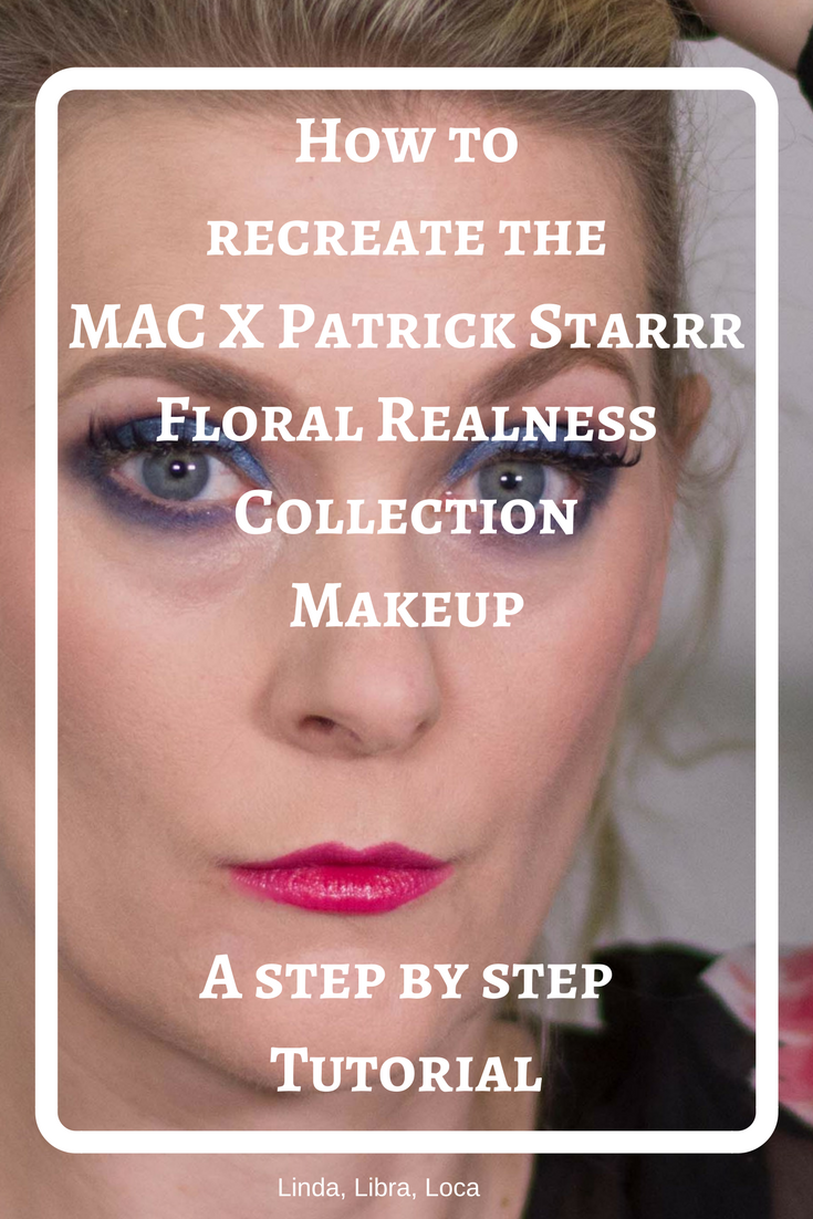 MAC x Patrick Starr Floral Realness Collection