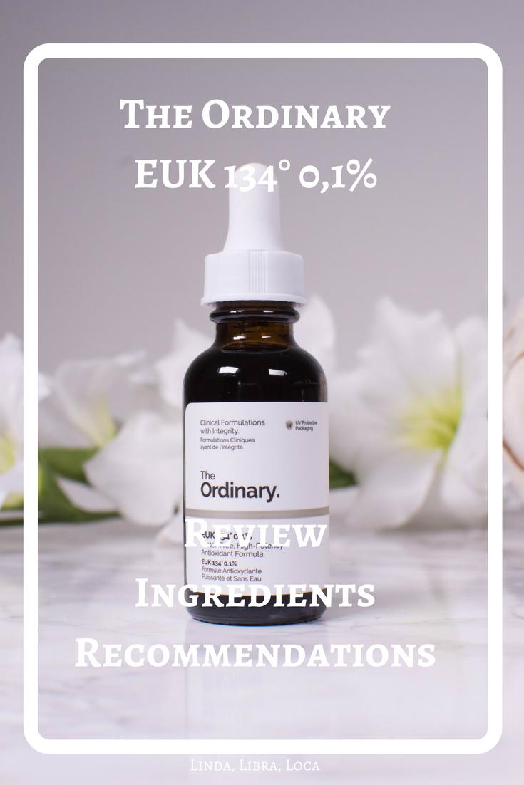The Ordinary EUK 134° 0,1%