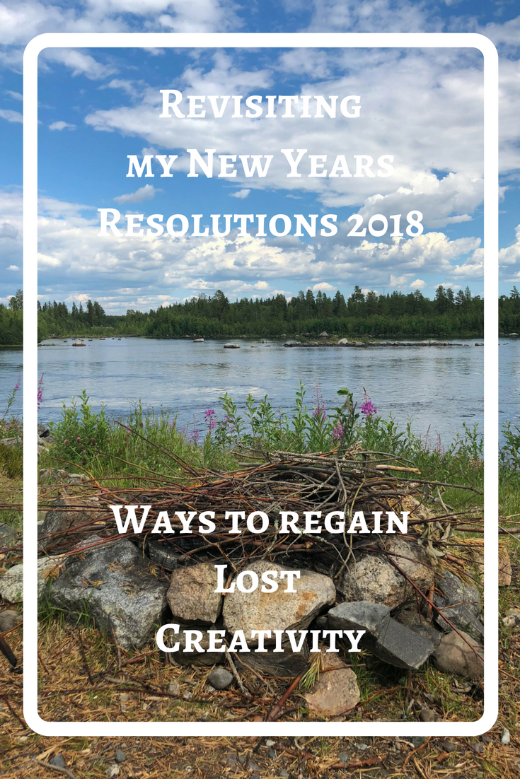 Revisiting my New Years Goals 2018