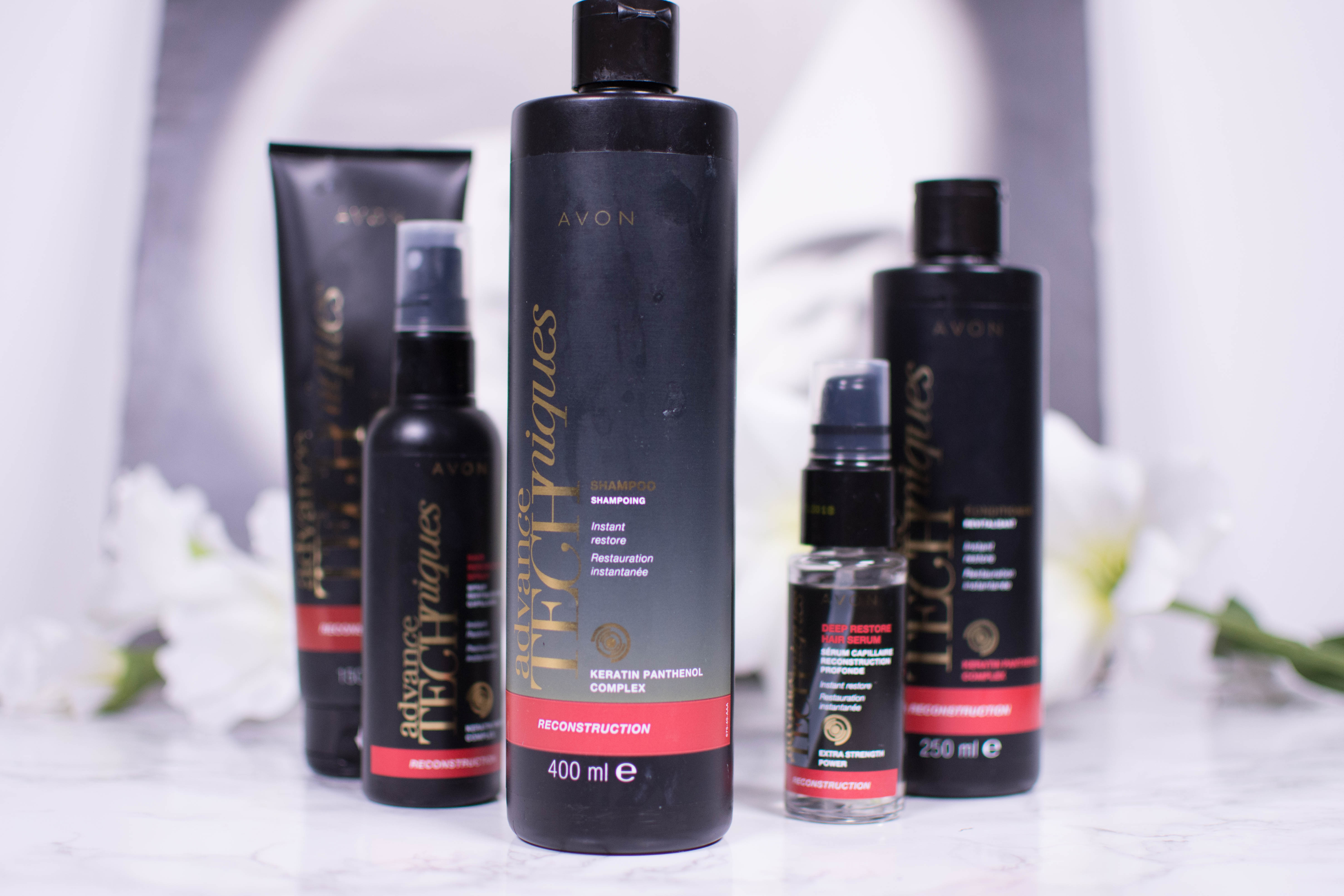 Avon Advance Techniques Instant Restore Shampoo