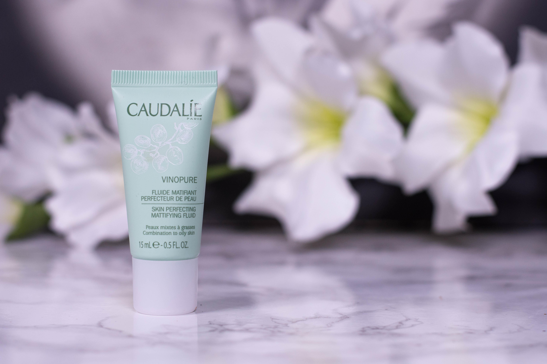 Caudalie Vinopure Mattierendes Fluid für perfektionierte Haut