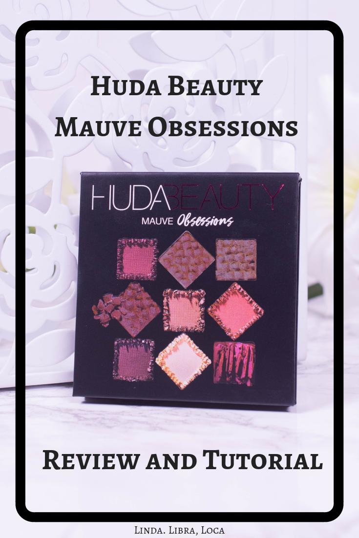 Huda Beauty Mauve Obsessions