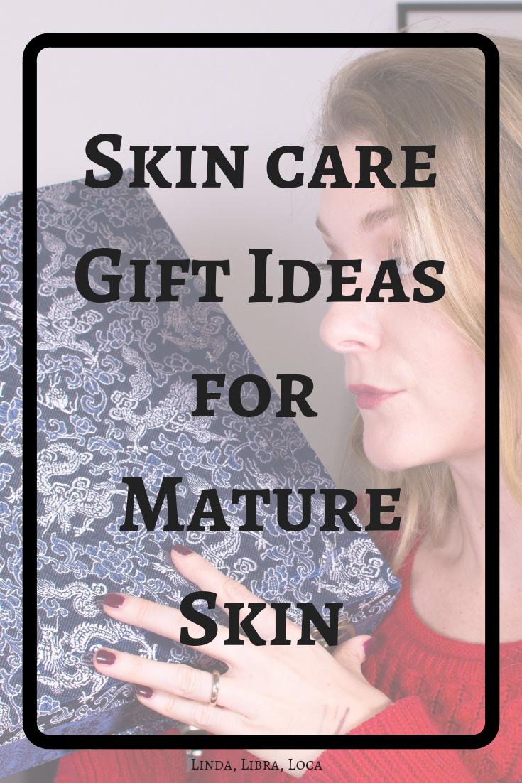skincare gift guide for mature skin