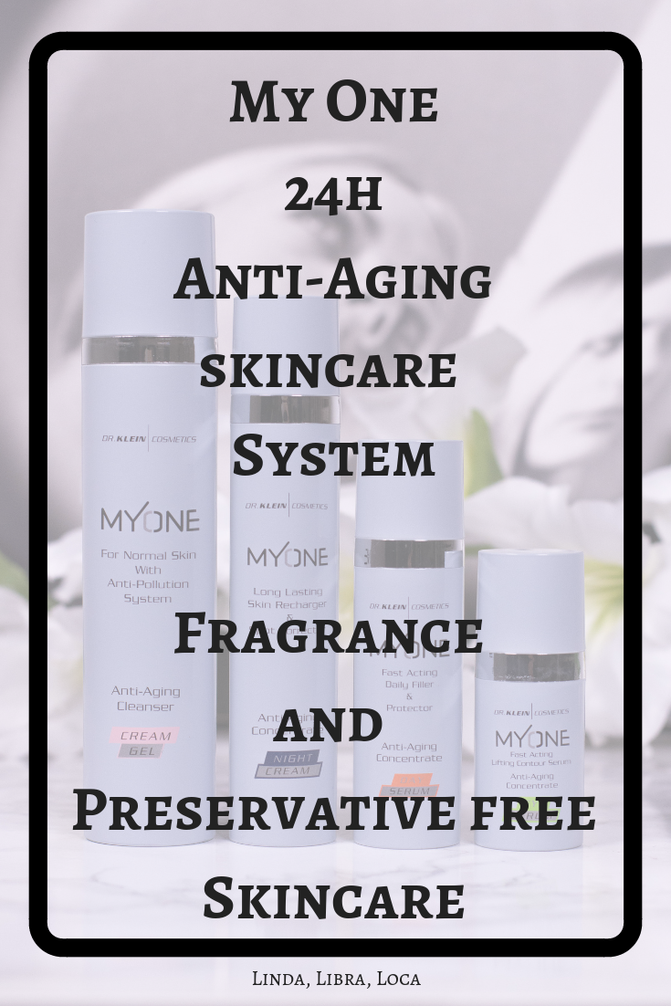 My One 24h Anti-Aging Skincare System