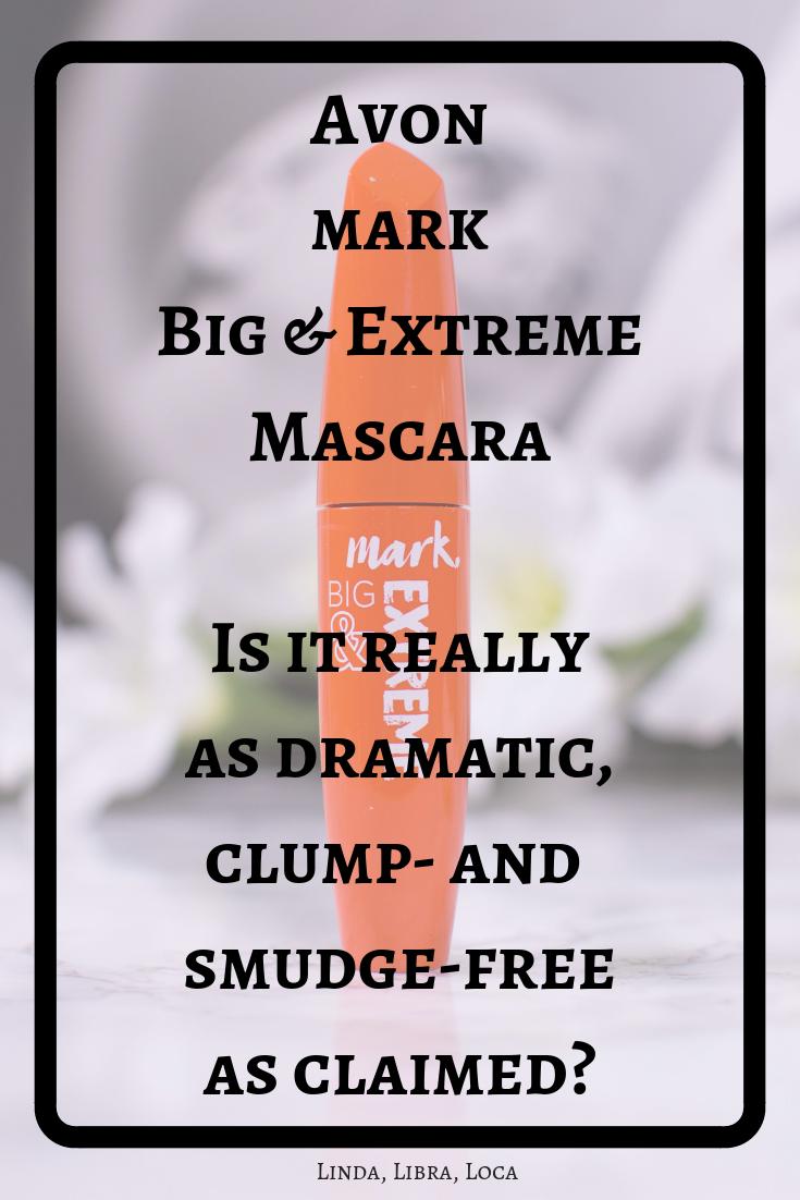 Avon mark Big&Extreme mascara