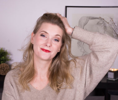 My everyday makeup for winter 2019