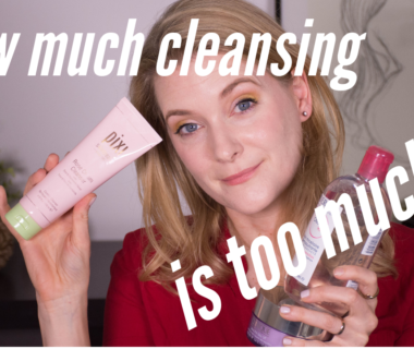 So is Double Cleansing actually a good idea?