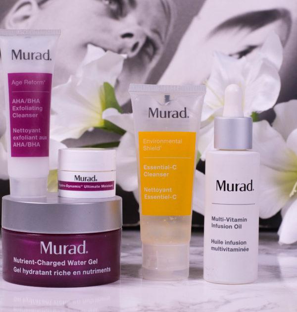 A few Murad Skincare Reviews coming your way.