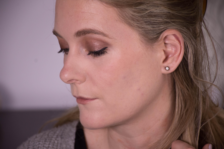 Sephora Matte Perfection on the skin