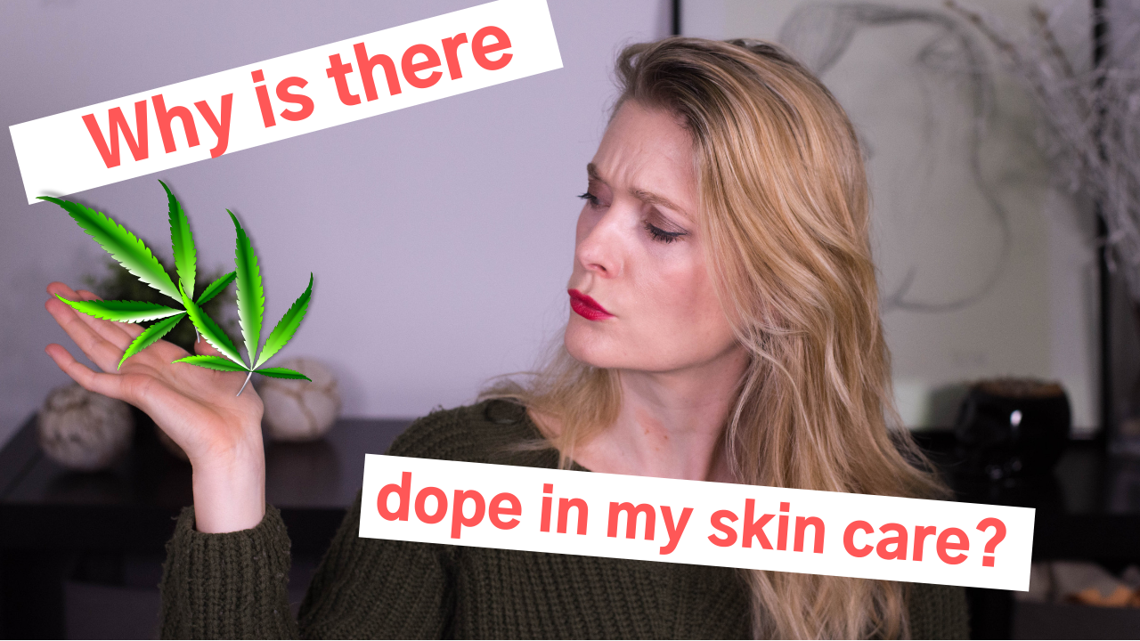 Benefits and side effects of CBD in skin care