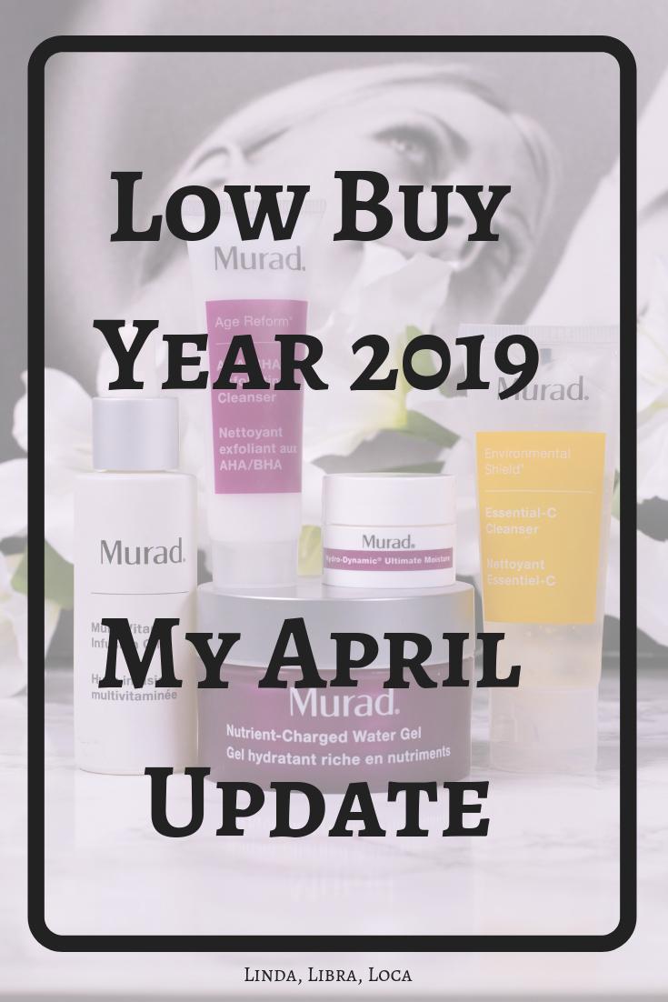 Low Buy Update April