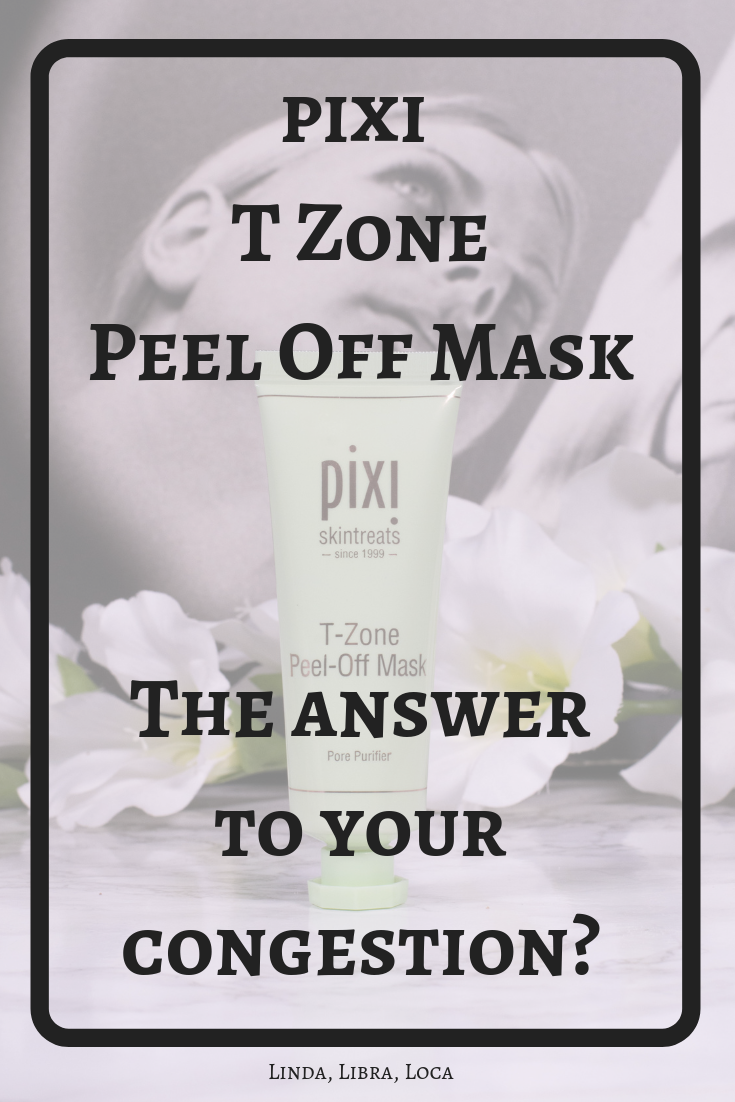 pixi T Zone Peel Off Mask Review