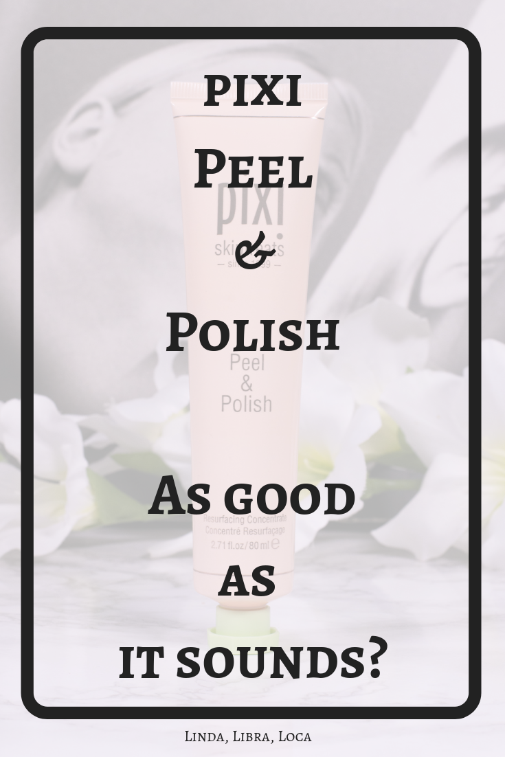 pixi Peel and Polish Review