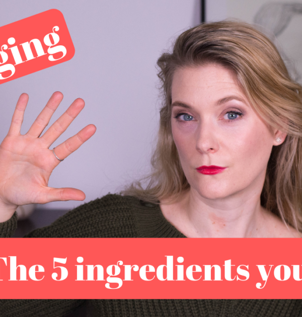 Which ingredients work for anti aging?