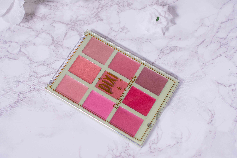 pixi Dulce Lip Candy palette