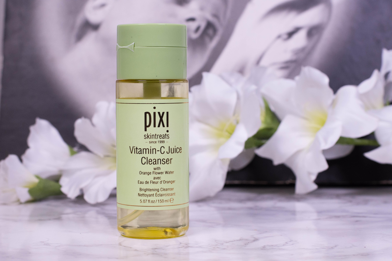 pixi Vitamin C Juice Cleanser