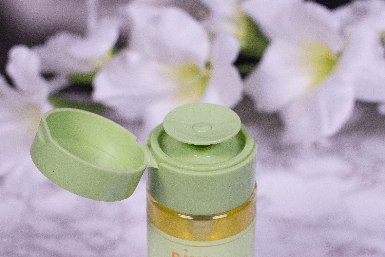 pixi Vitamin C Juice Cleanser - The cap