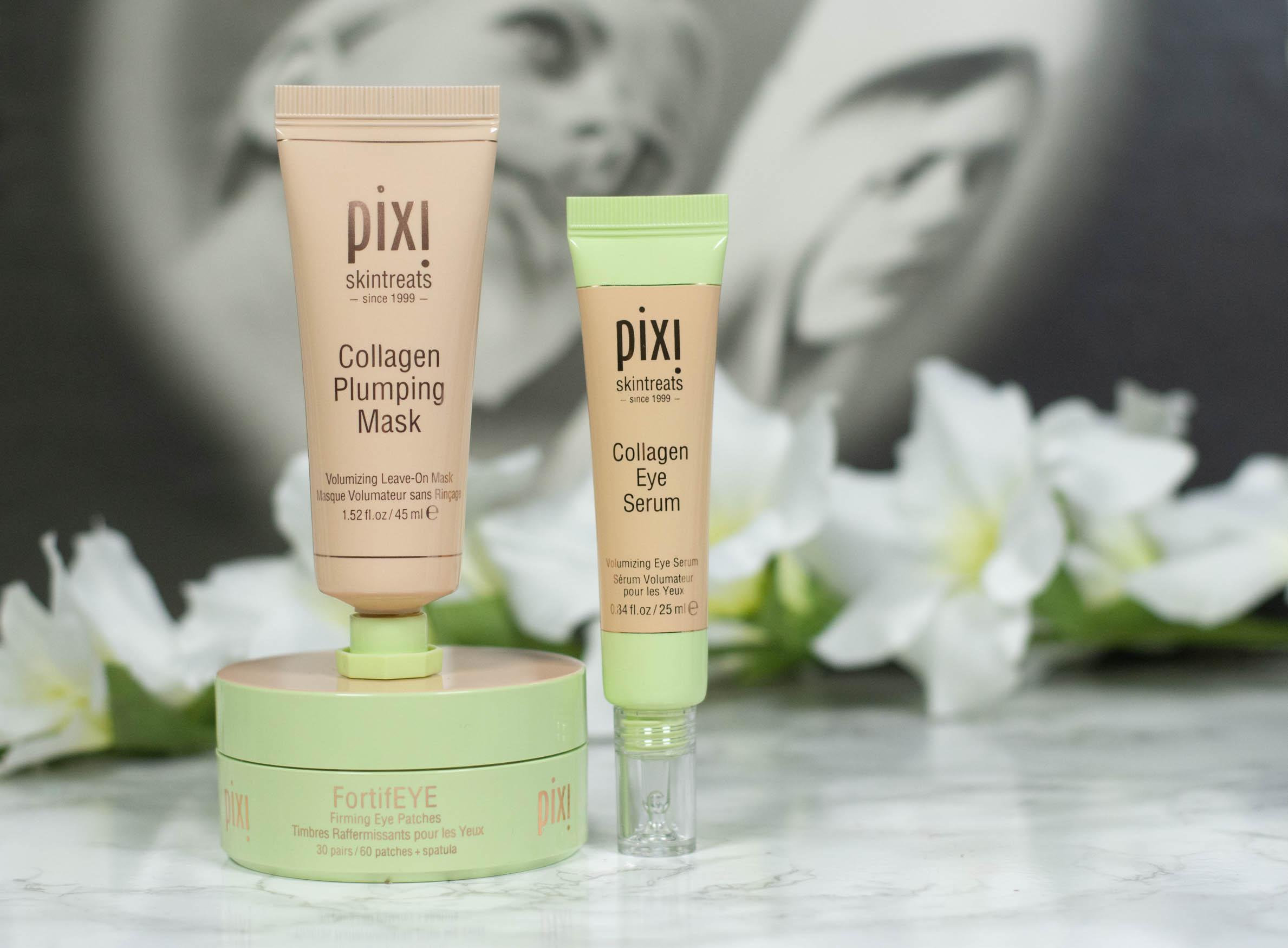 pixi Collagen skincare