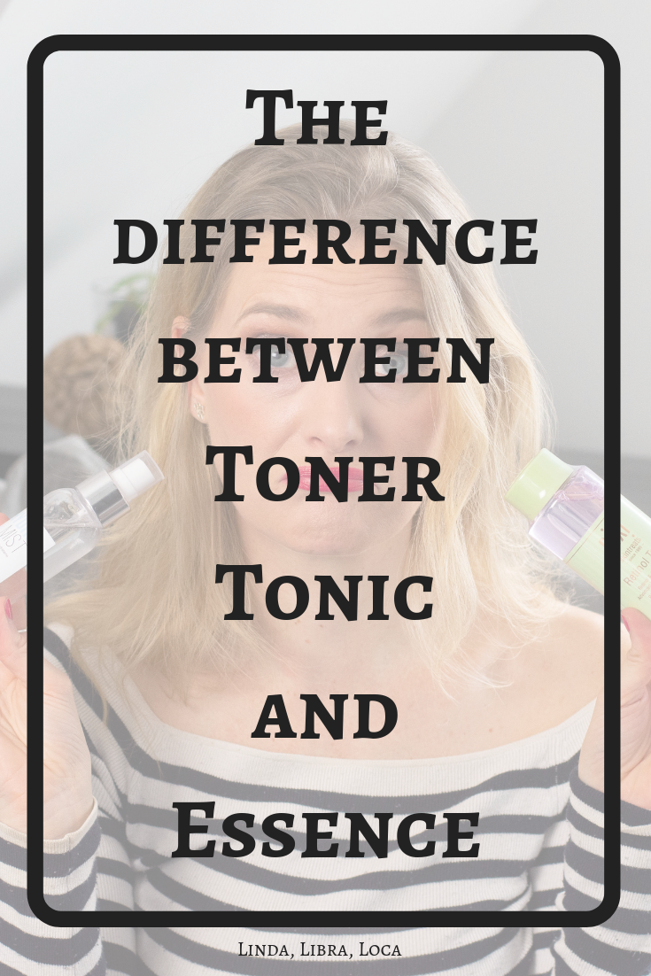 Essence vs Toner
