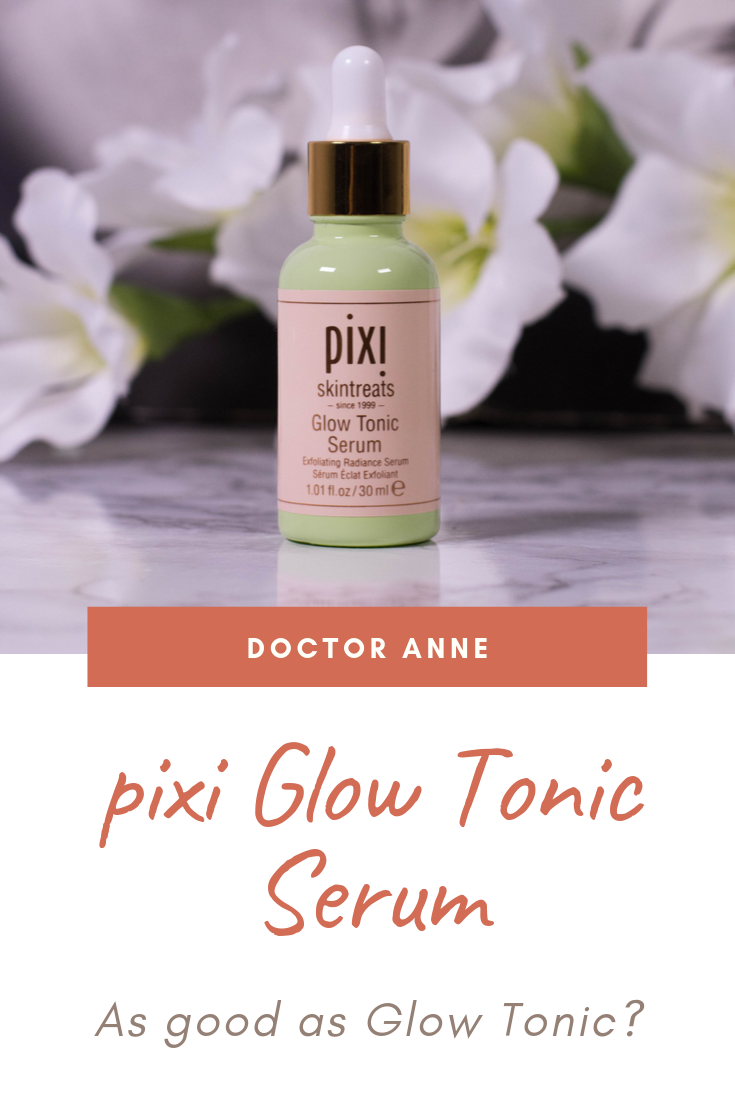 pixi Glow Tonic Serum Review