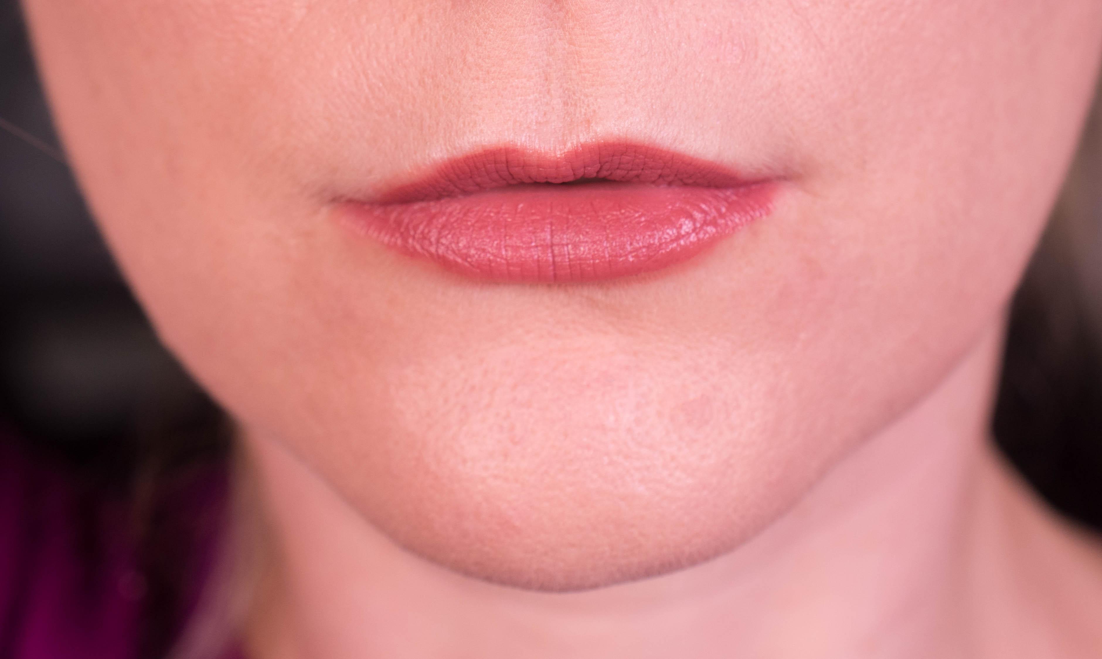 pixi MatteLast Liquid Lip Evening Rose