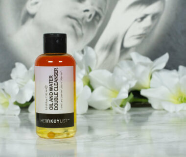 The Inkey List Oil and Water Double Cleanser