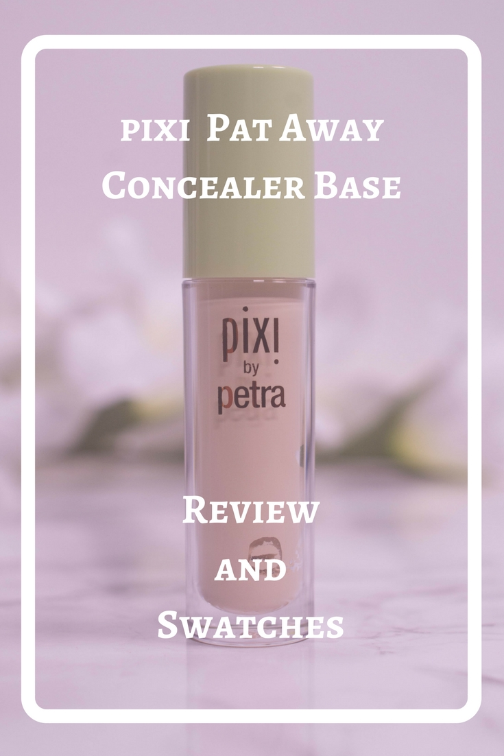 Review: pixi Pat Away Concealer Base