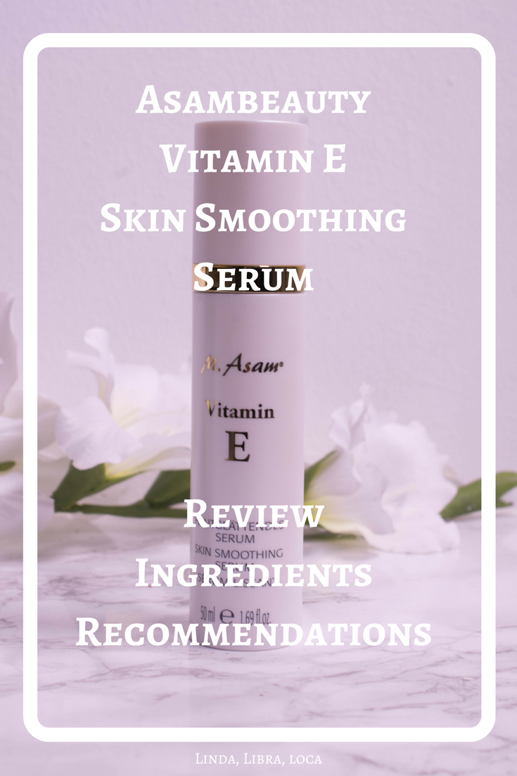 AsambeautyVitamin E Skin Smoothing Serum