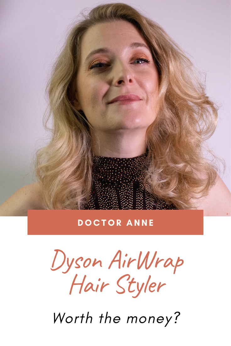 Dyson AirWrap Hair Styler Review