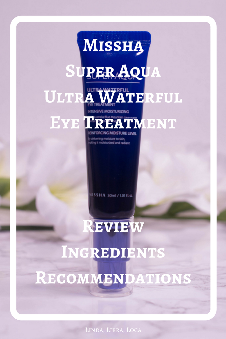 Missha Super Aqua Ultra Waterful Eye Treatment