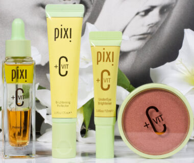 All the products of the pixi +C VIT Collection, minus the lip product