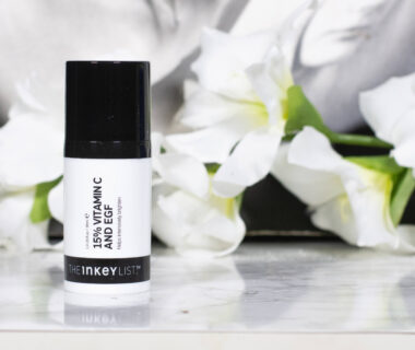 The Inkey List 15% Vitamin C and EGF Brightening Serum Review