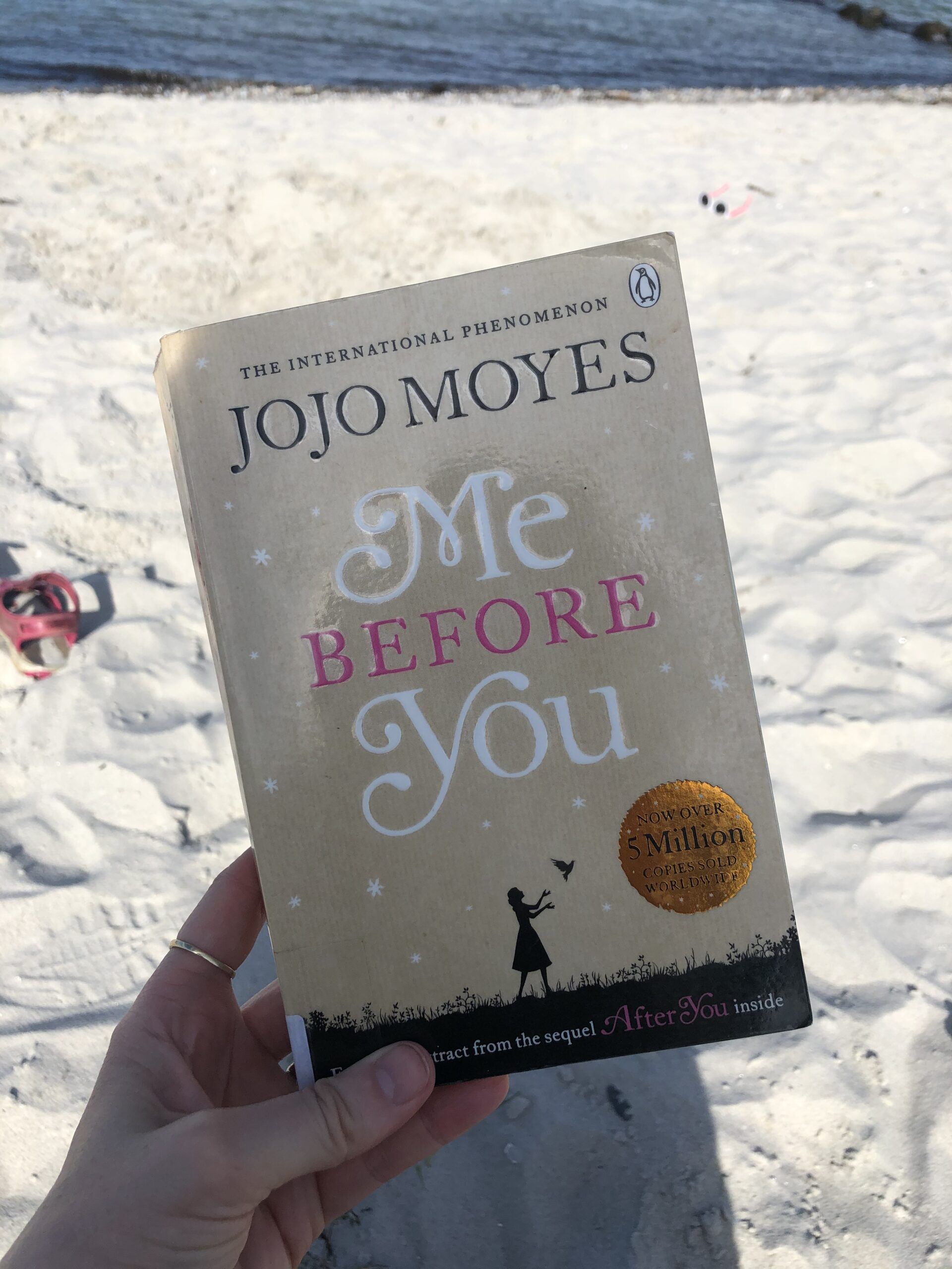 Book Review Me Before You by Jojo Moyes