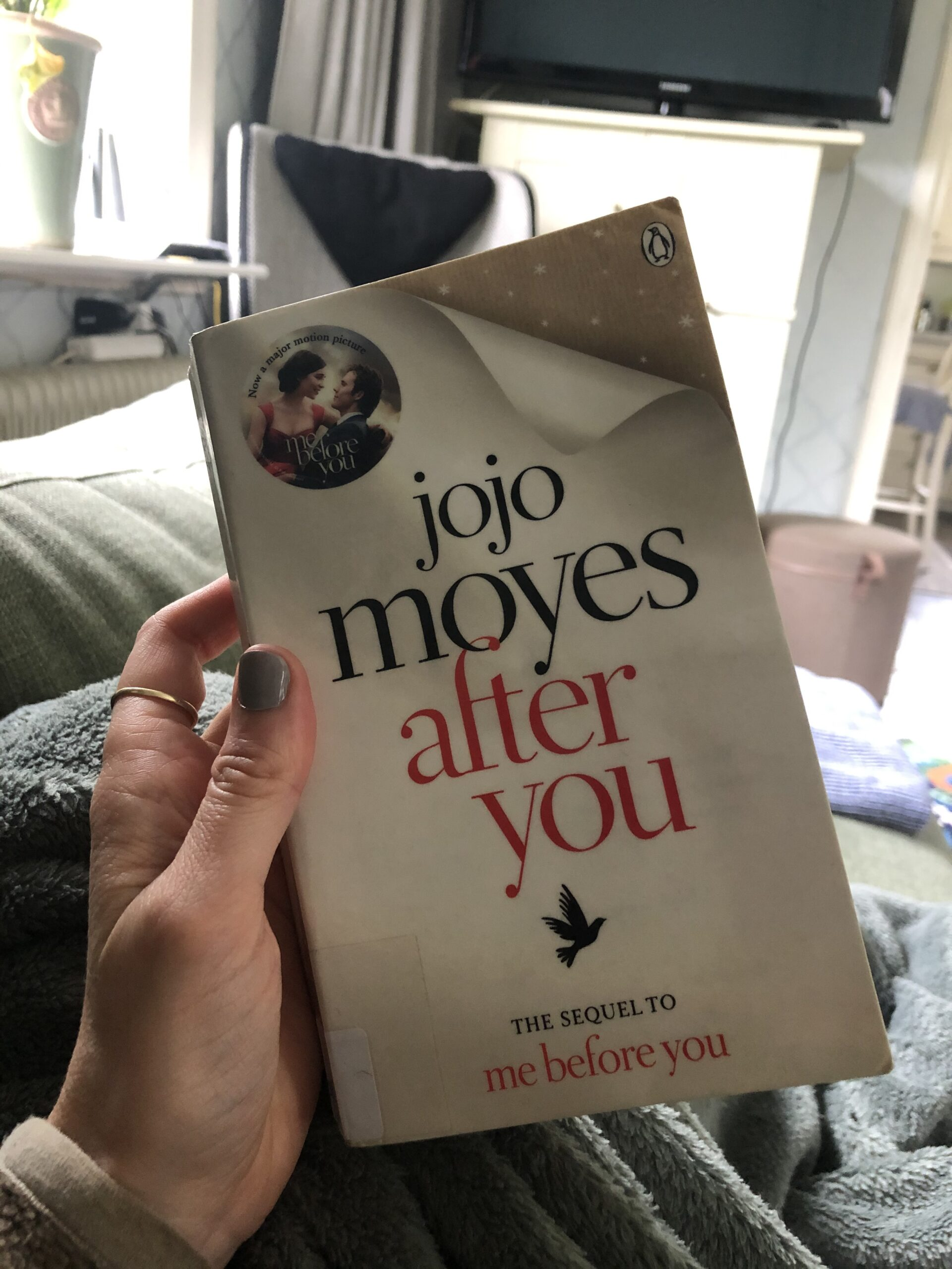 Book Review After You by Jojo Moyes