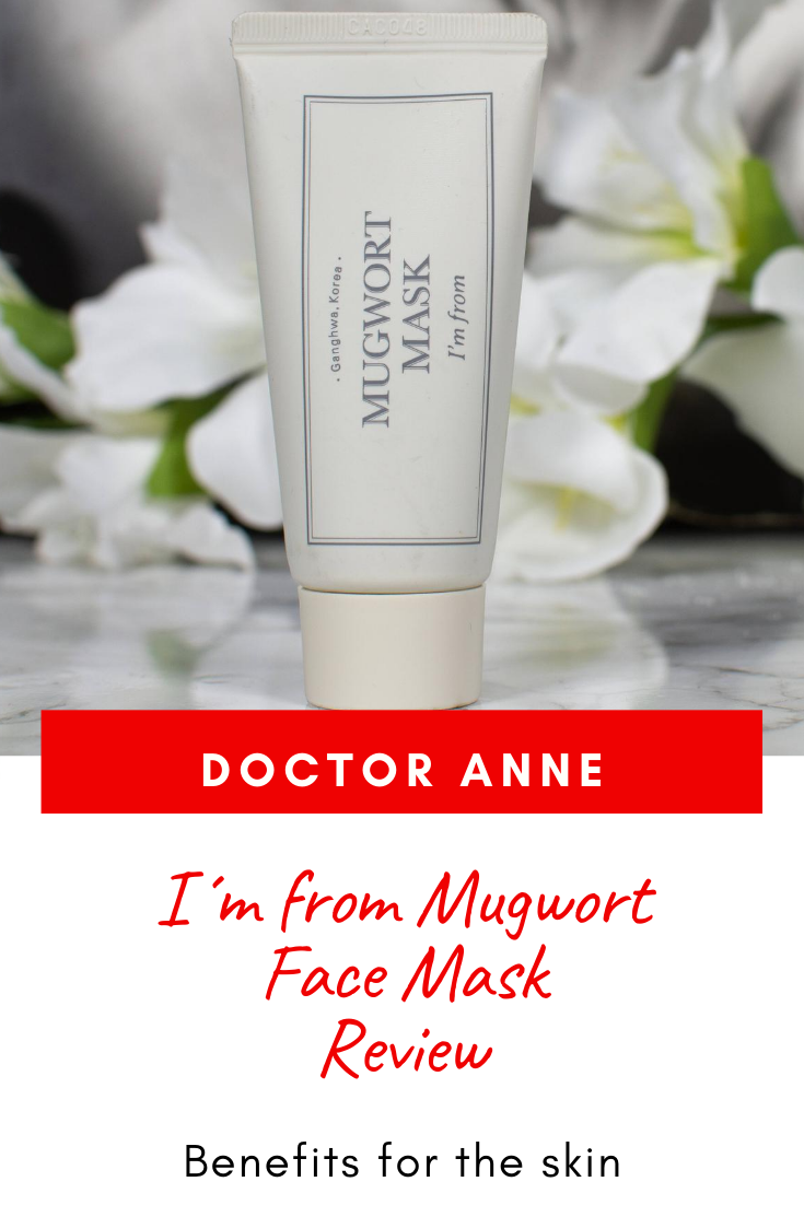 I´m from Mugwort Face Mask Review