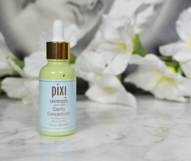 The pixi Clarity Concentrate Serum Review